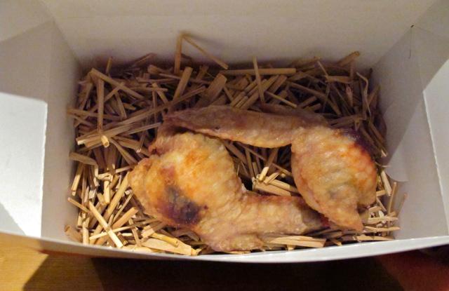 Dentucky wings © Tokyo Food File