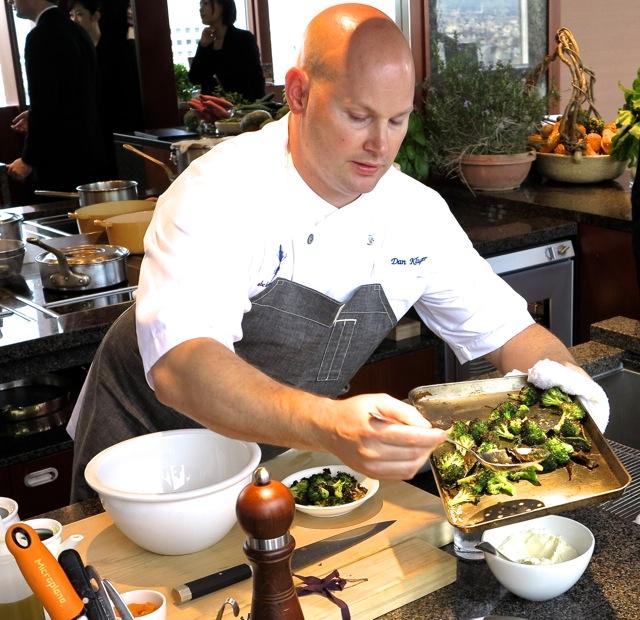 Dan Kluger 1 © Tokyo Food File