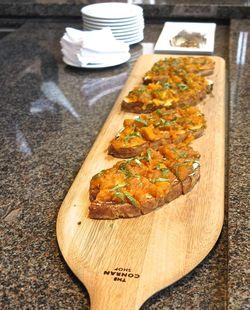 Dan Kluger kabocha toast 1 © Tokyo Food File