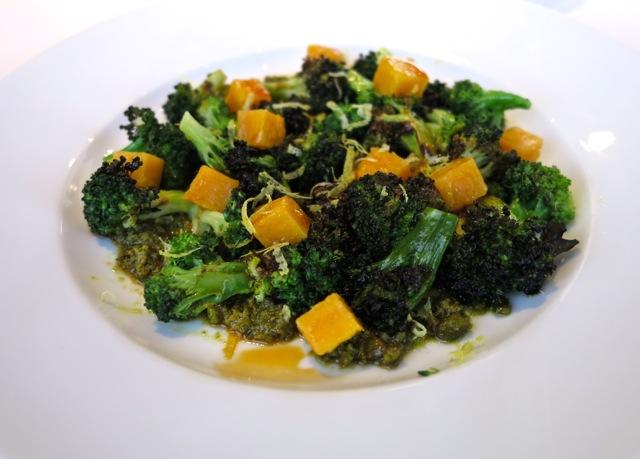 Dan Kluger broccoli salad © Tokyo Food FIle