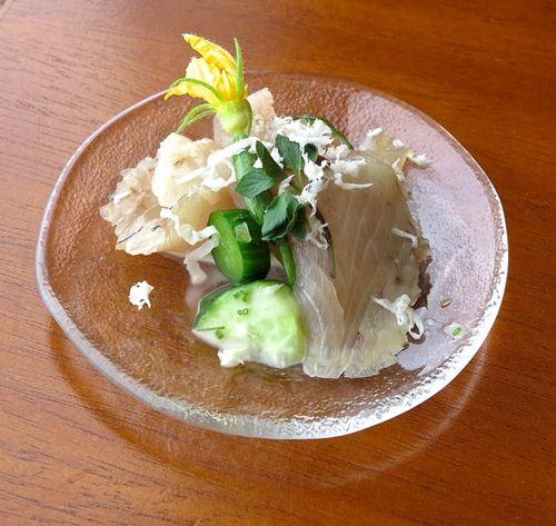 Dan Kluger hamachi 2 © Tokyo Food File