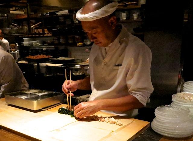 Shokkan Solamachi itamae 2 © Tokyo Food File