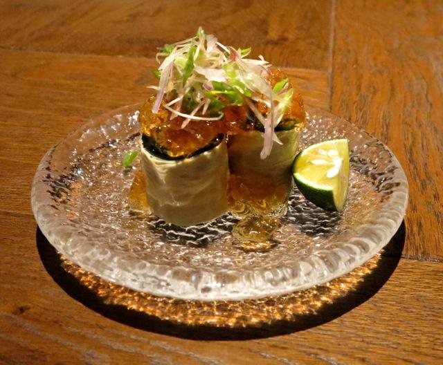 Shokkan Solamachi yubamaki © Tokyo Food File