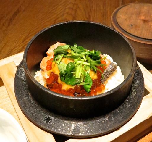 Shokkan Solamachi kamameshi © Tokyo Food File
