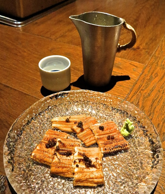 Shokkan anago © Tokyo Food File