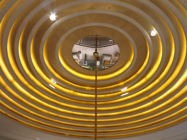 L'Osier ceiling ©Tokyo Food File