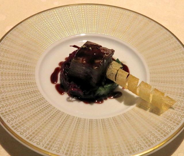 L'Osier wagyu © Tokyo Food File
