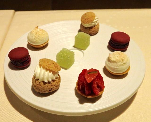 L'Osier mignardise © Tokyo Food File