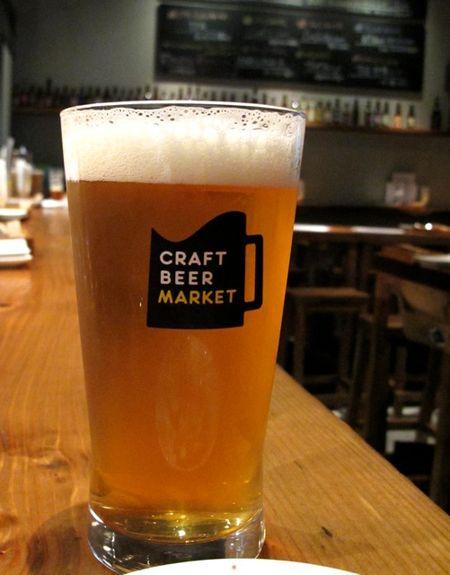 Craft beer market ©Toyo Food File