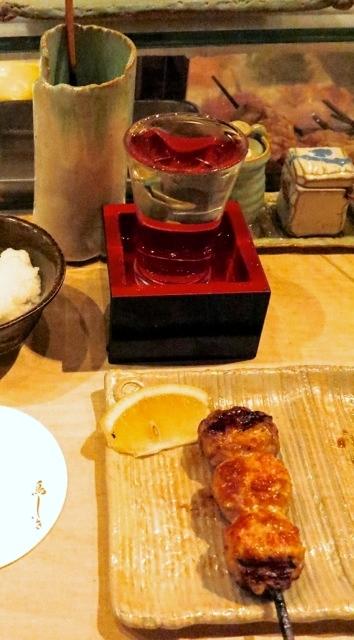 Torishiki tsukune © Tokyo Food File