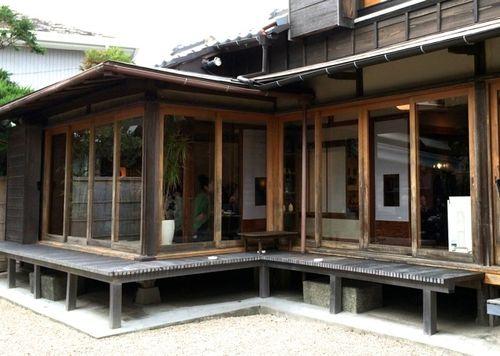 Matsubara-an verandah © Tokyo Food File