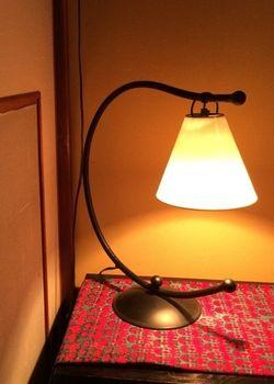 Matsubara-an lamp © Tokyo Food File