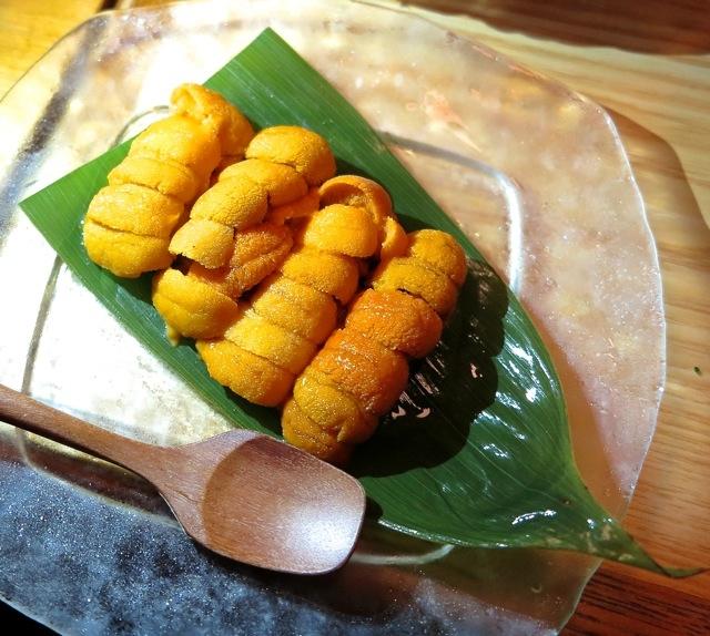 arisen uni © Tokyo Food File