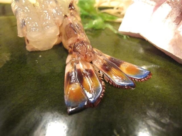 kuruma-ebi @ Jiro 六本木 © Tokyo Food File