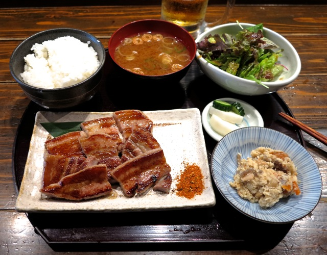 Kagiroi teishoku © Tokyo Food File