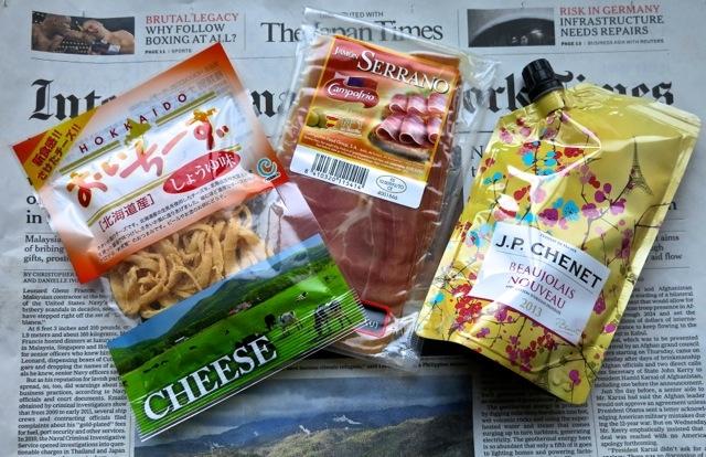 Nouveau snacks © Tokyo Food File