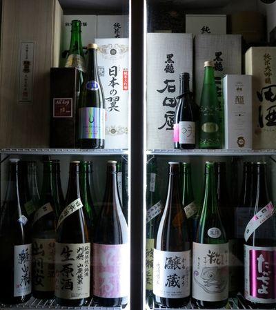 fridge @ kamozou © Tokyo Food File