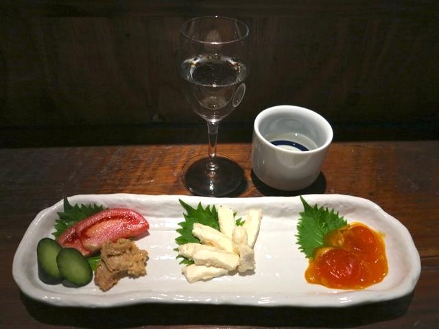 chinmi @ kamozou © Tokyo Food File