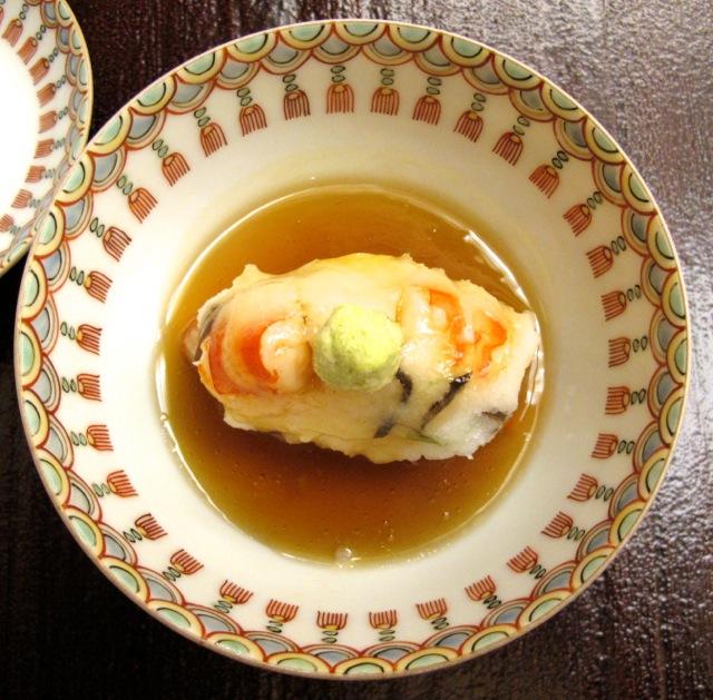 kojyu mushimono © Tokyo Food File