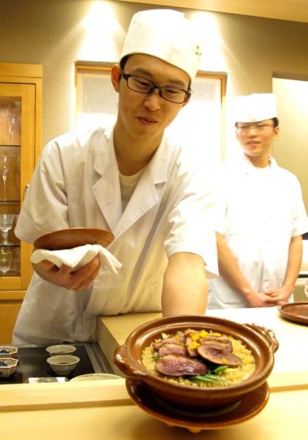 kojyu gohan © Tokyo Food File
