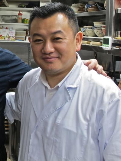 chef okuda © Tokyo Food File