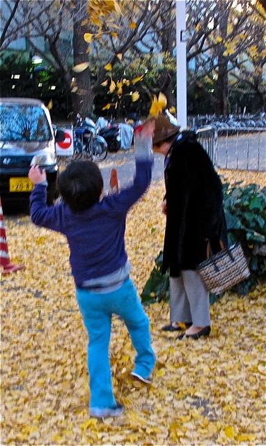 itcho leaf glee © Tokyo Food File