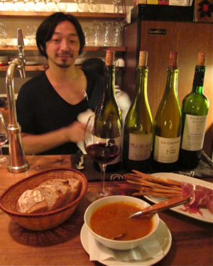 ahiru store saito-san 1 © Tokyo Food File