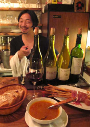 ahiru store saito-san 2 © Tokyo Food File