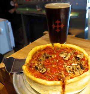 Devilcraft pizza © Tokyo Food File