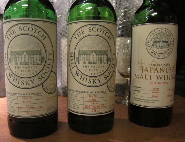 whisky for Tohoku 3 © Tokyo Food File