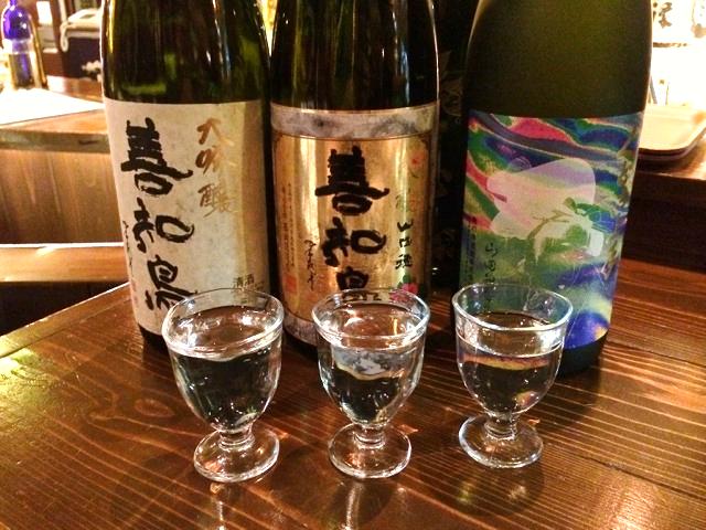 maishin kikizake © Tokyo Food File