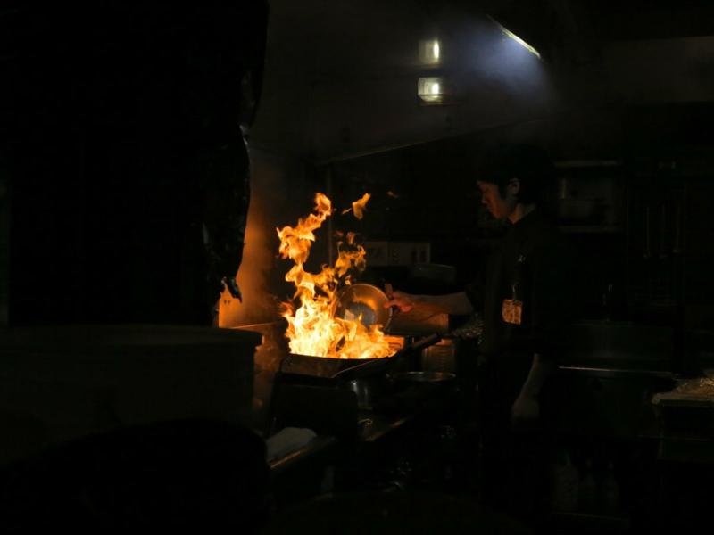 gogyo fire1 © Tokyo Food File