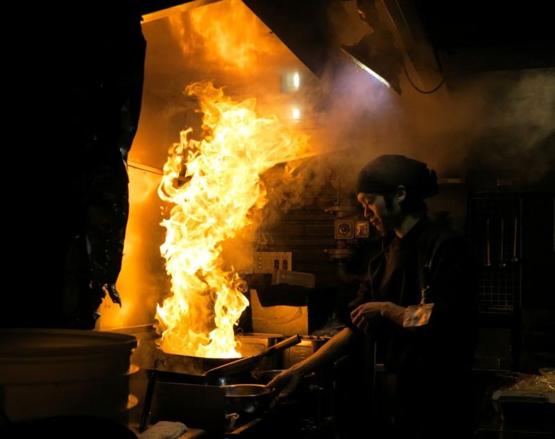 gogyo fire © Tokyo Food File