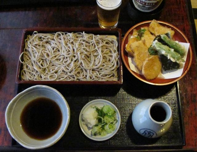 Owariya tempura © Tokyo Food File