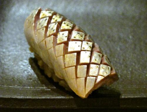 Takumi Shingo kohada © Tokyo Food File