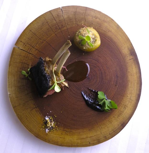 Hommage lamb © Tokyo Food File