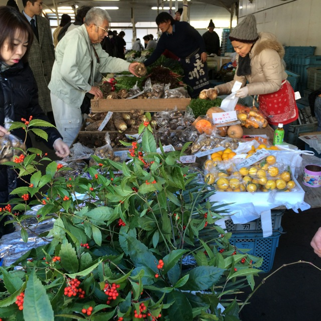 kamakura market © Tokyo Food File
