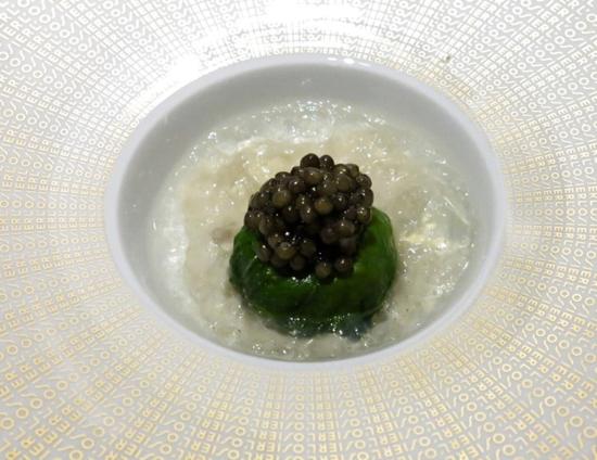 L'Osier caviar © Tokyo Food File