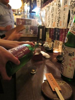 Nozaki sake4 © Tokyo Food File