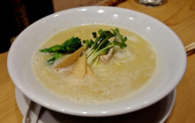 Kagari paitan © Tokyo Food File