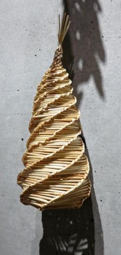 Kome straw spiral © Tokyo Food File