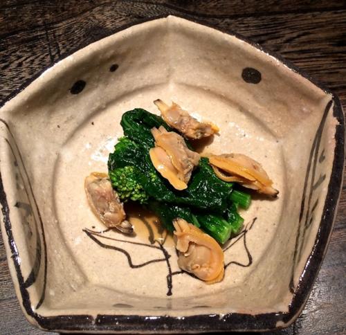 Narutomi clams © Tokyo Food FIle