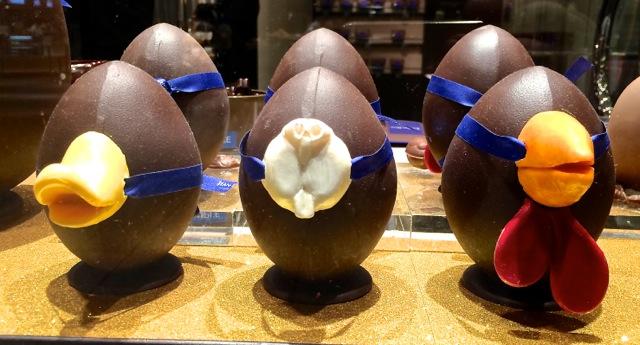Hevin eggs © Tokyo food File