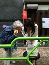 Unagi elvers street © Tokyo Food File