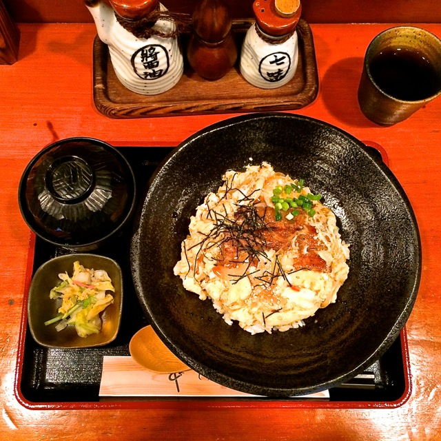 Unatamadon © Tokyo Food File