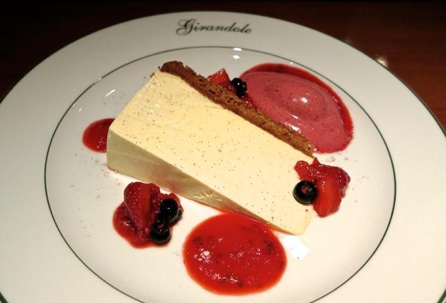 Garance @ Girandole cheesecake © Tokyo Food File