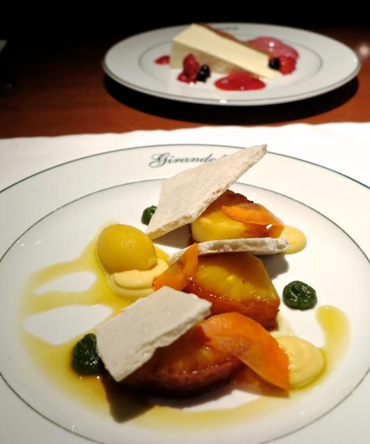 Garance @ Girandole pineapple © Tokyo Food File