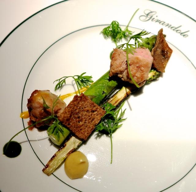 Garance @ Girandole risdeveau © Tokyo Food File
