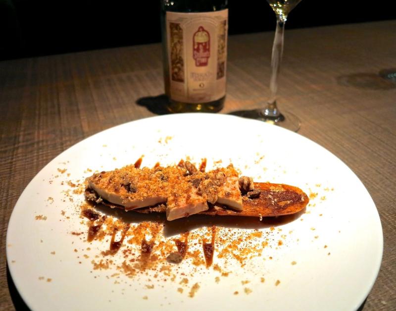 Cork foie © Tokyo Food File