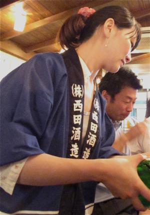 Nozaki sake2 © Tokyo Food File
